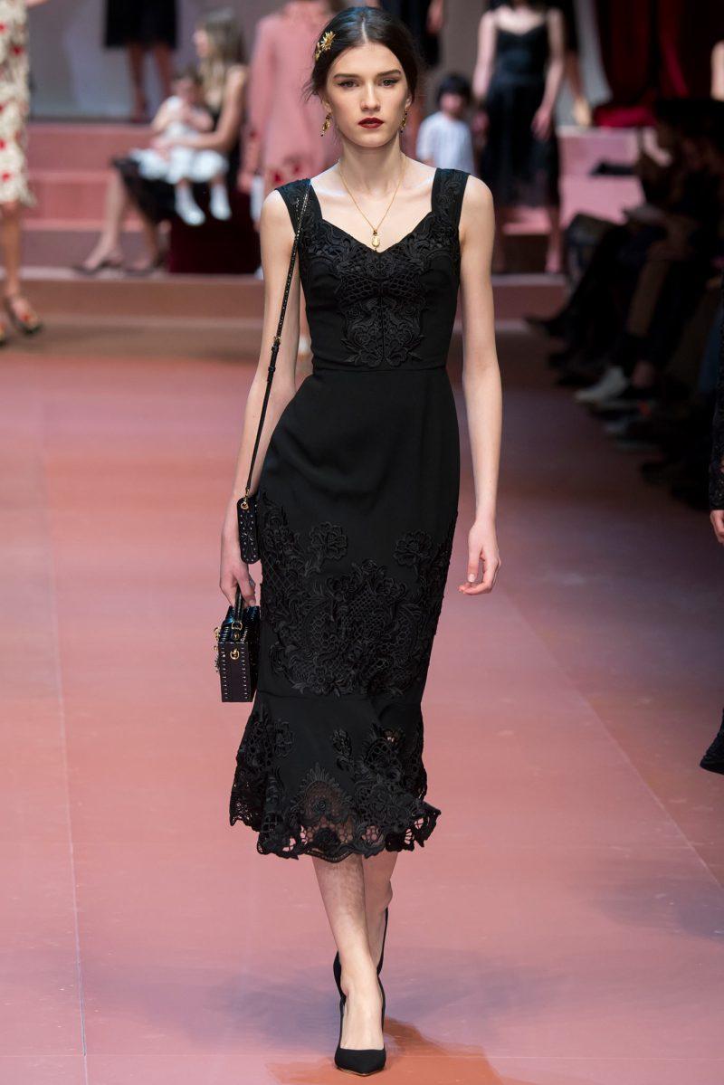 Dolce & Gabbana Ready to Wear FW 2015 MFW (57)