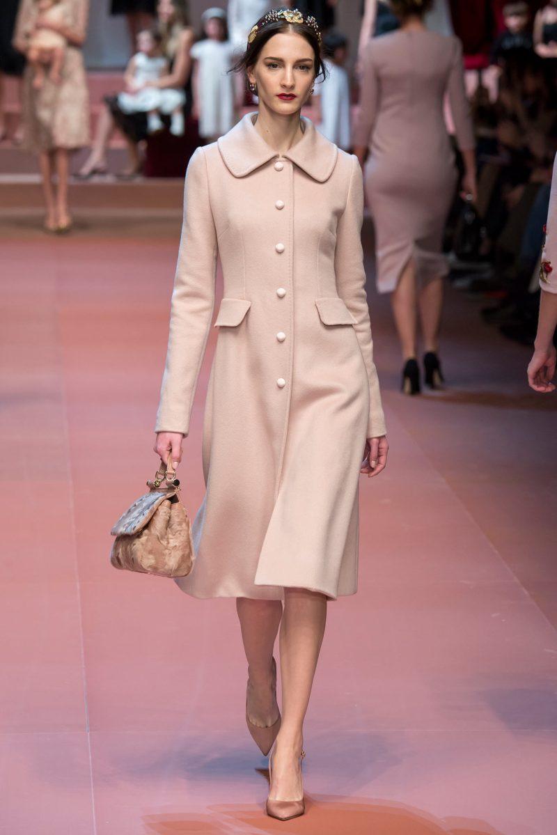 Dolce & Gabbana Ready to Wear FW 2015 MFW (6)