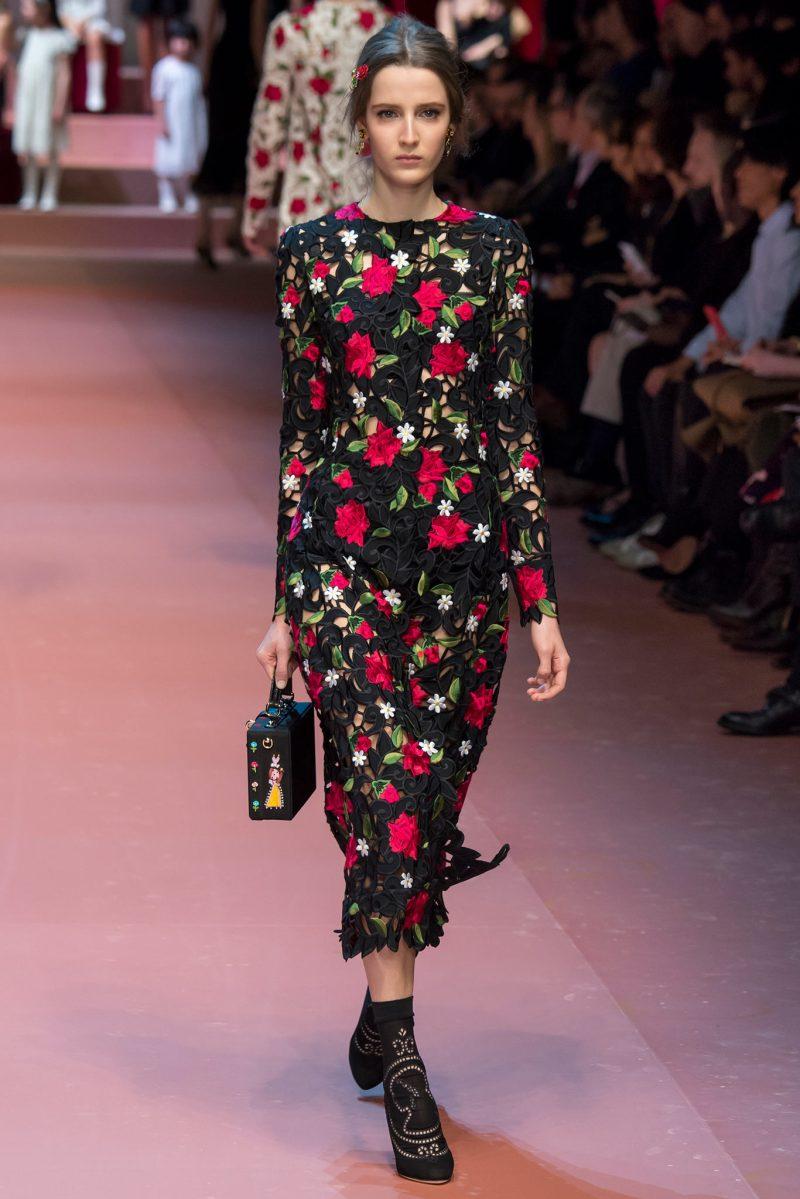 Dolce & Gabbana Ready to Wear FW 2015 MFW (61)