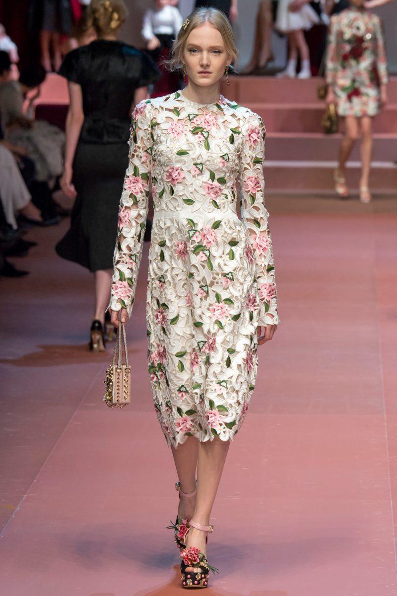 Dolce & Gabbana Ready to Wear FW 2015 MFW (63)