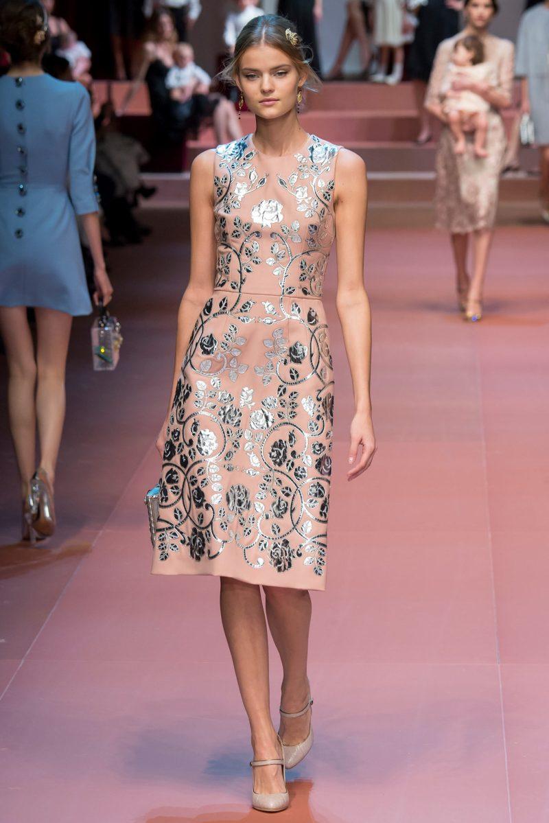 Dolce & Gabbana Ready to Wear FW 2015 MFW (7)
