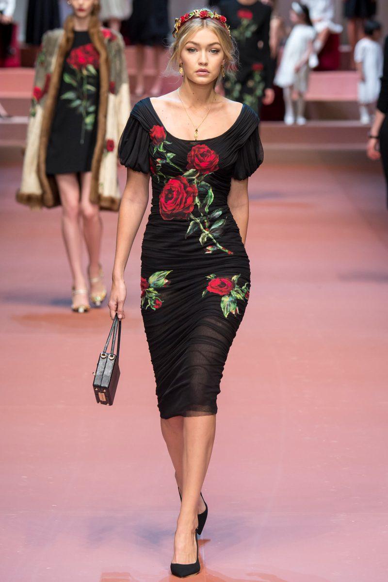 Dolce & Gabbana Ready to Wear FW 2015 MFW (71)