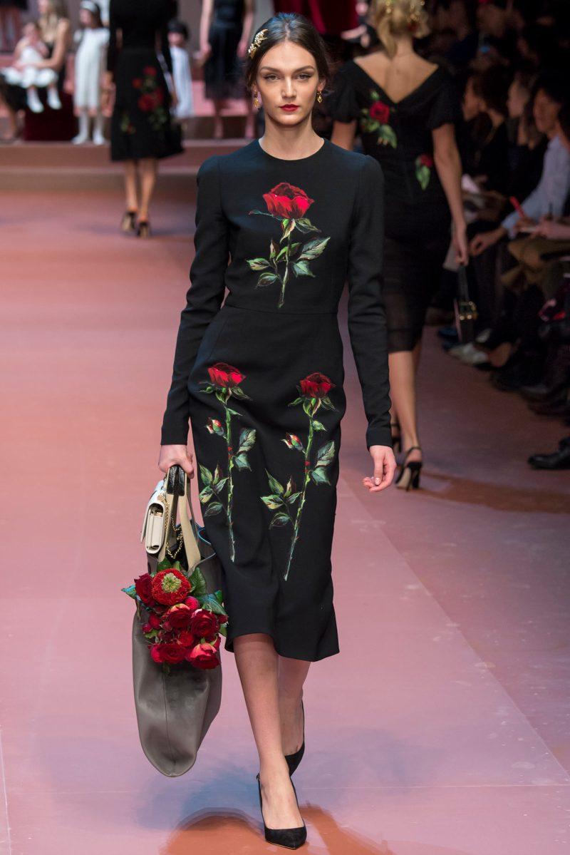 Dolce & Gabbana Ready to Wear FW 2015 MFW (73)