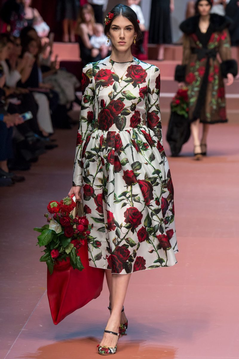 Dolce & Gabbana Ready to Wear FW 2015 MFW (76)