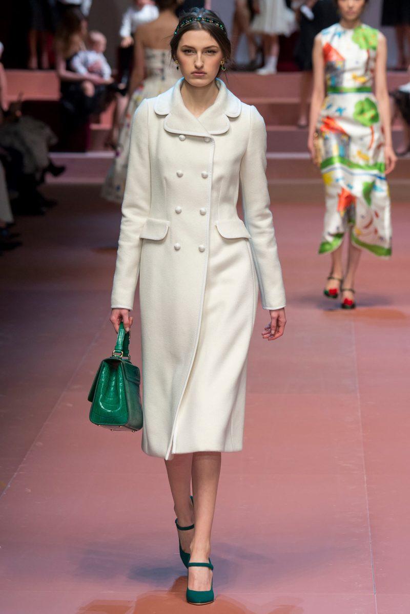 Dolce & Gabbana Ready to Wear FW 2015 MFW (88)