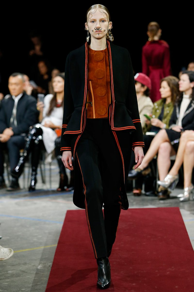 Givenchy Ready to Wear FW 2015 PFW (32)