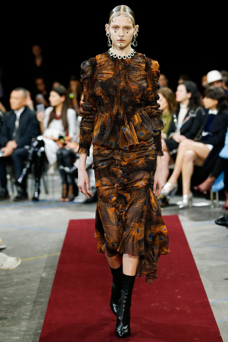 Givenchy Ready to Wear FW 2015 PFW (39)