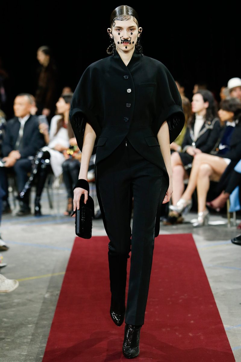 Givenchy Ready to Wear FW 2015 PFW (48)