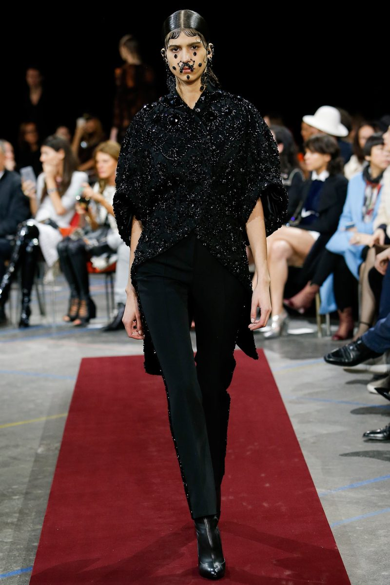 Givenchy Ready to Wear FW 2015 PFW (50)