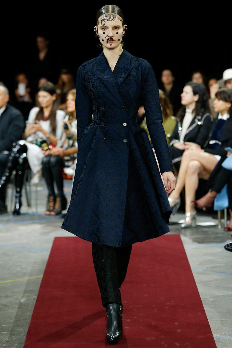 Givenchy Ready to Wear FW 2015 PFW (6)