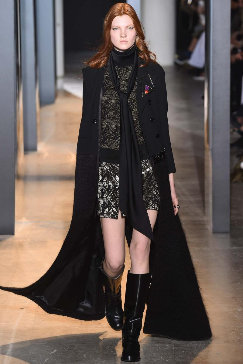 John Galliano Ready to Wear FW 2015 PFW (1)