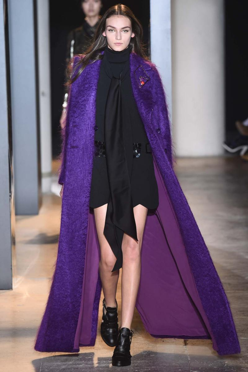 John Galliano Ready to Wear FW 2015 PFW (17)
