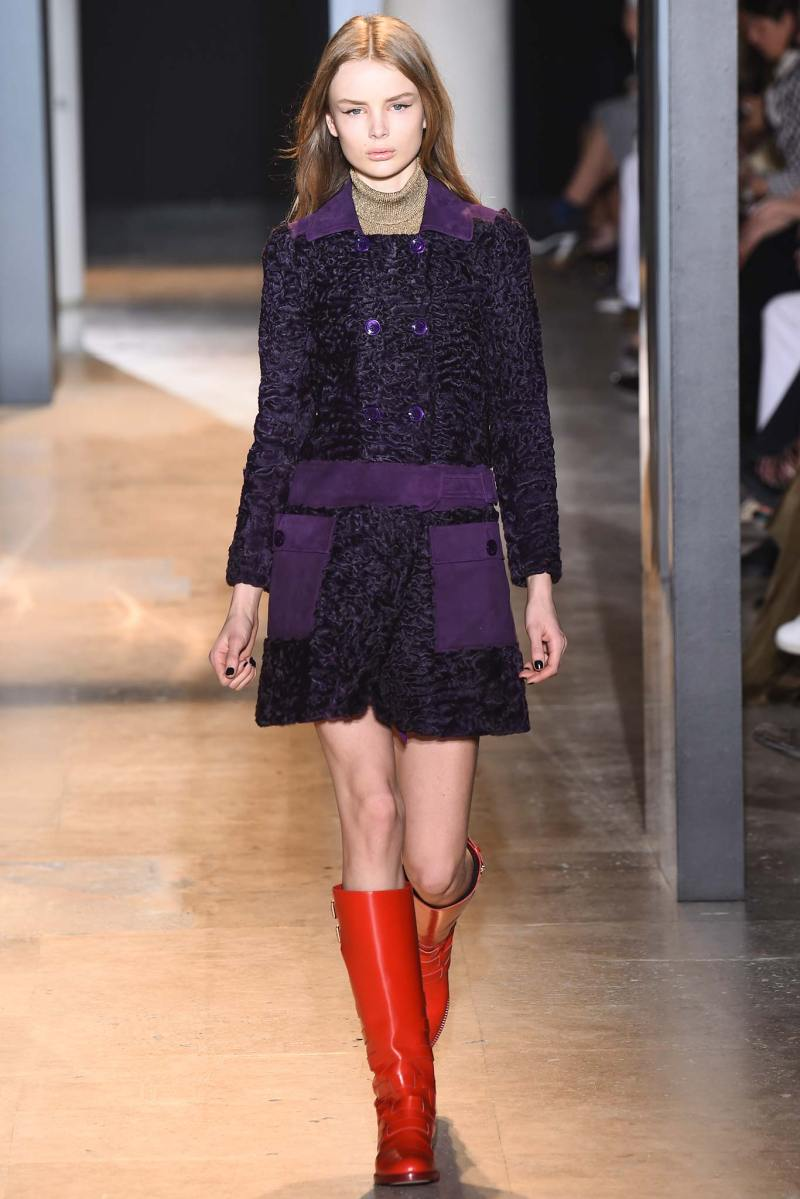 John Galliano Ready to Wear FW 2015 PFW (21)