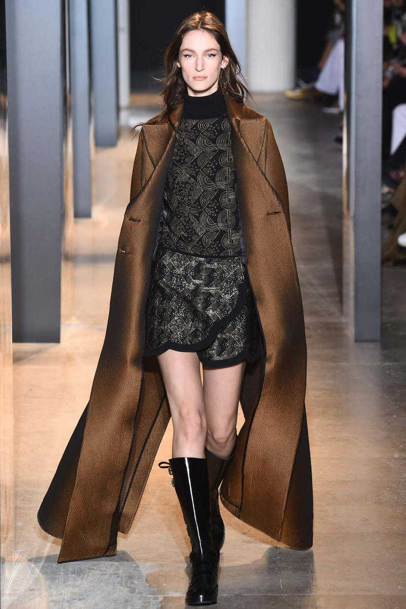 John Galliano Ready to Wear FW 2015 PFW (5)