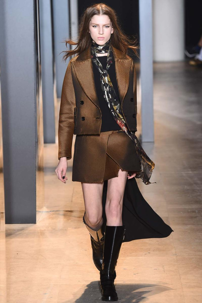 John Galliano Ready to Wear FW 2015 PFW (9)