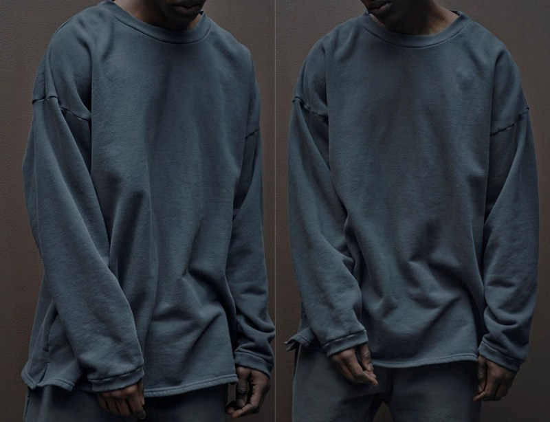 KANYE WEST X ADIDAS WEST YEEZY SEASON 1 LOOKBOOK (20)