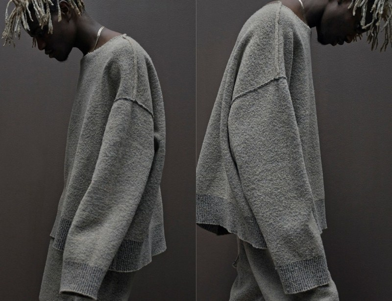 KANYE WEST X ADIDAS WEST YEEZY SEASON 1 LOOKBOOK (21)