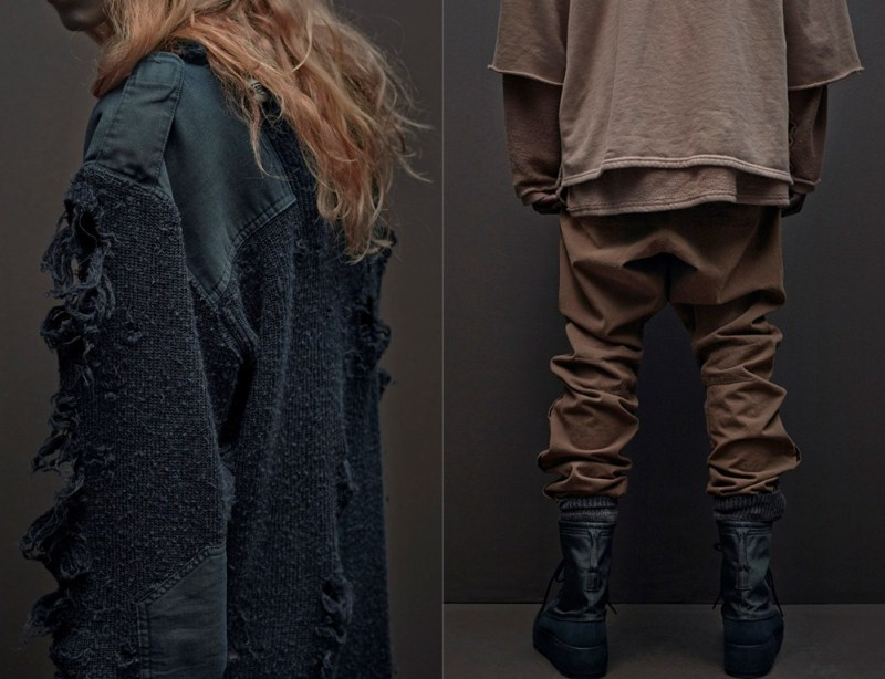 KANYE WEST X ADIDAS WEST YEEZY SEASON 1 LOOKBOOK (28)