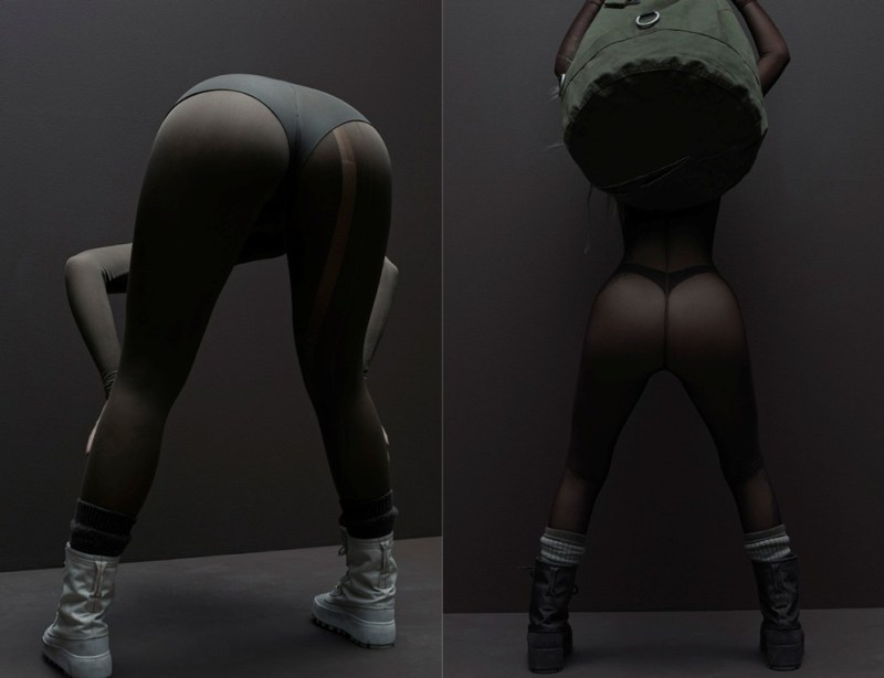 KANYE WEST X ADIDAS WEST YEEZY SEASON 1 LOOKBOOK (31)