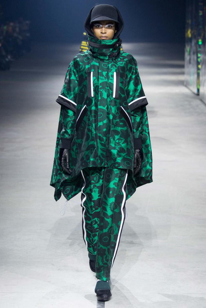 Kenzo Ready to Wear FW 2015 PFW (2)