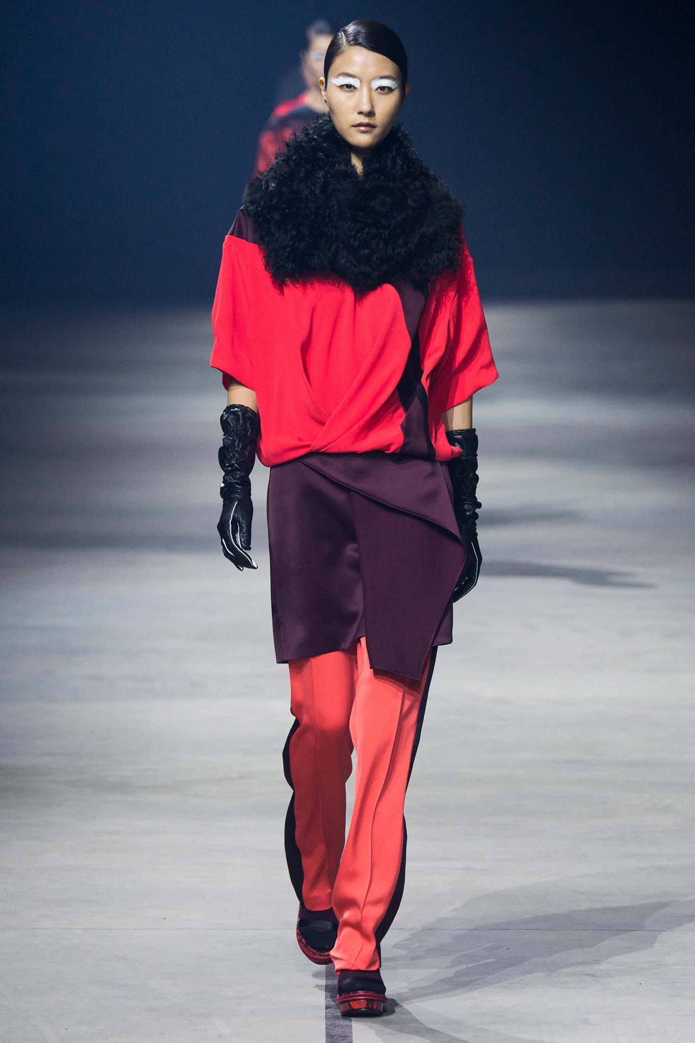 Kenzo Ready to Wear F/W 2015 PFW