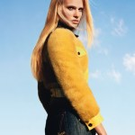 Lara Stone by photographer Alasdair McLellan