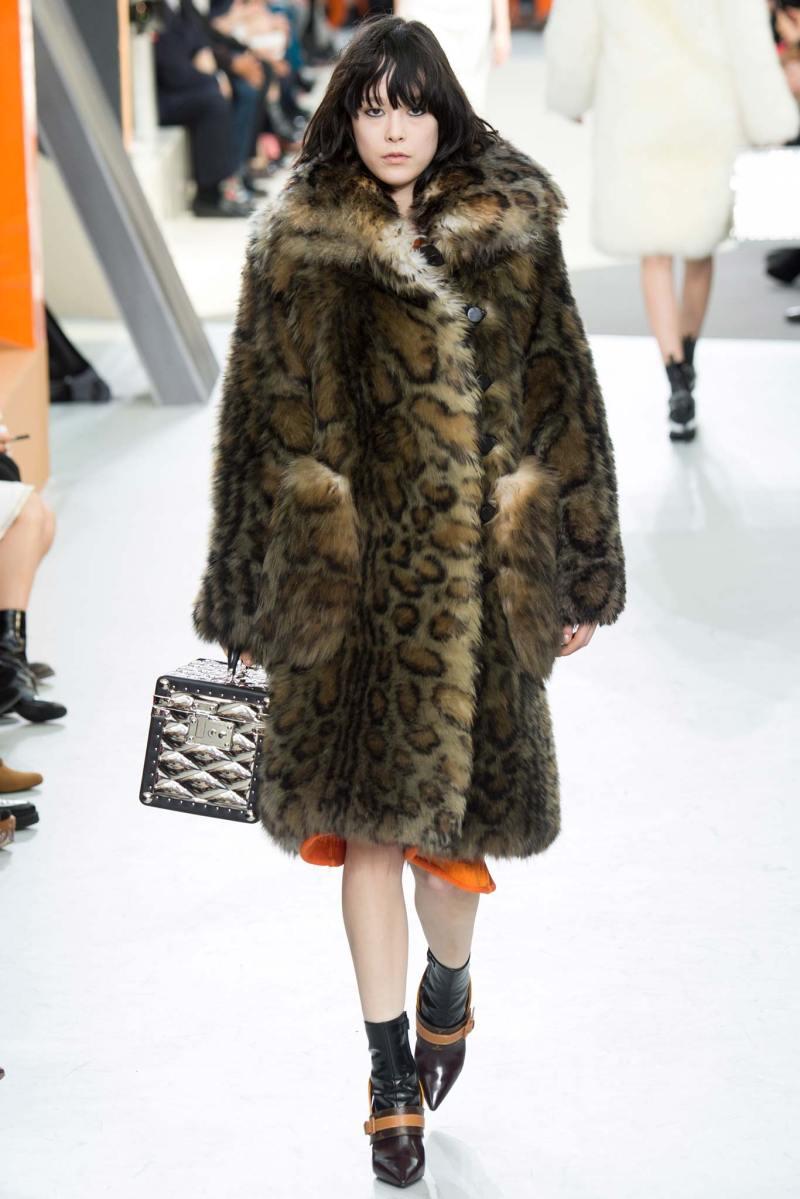 Louis Vuitton Ready to Wear FW 2015 PFW (7)