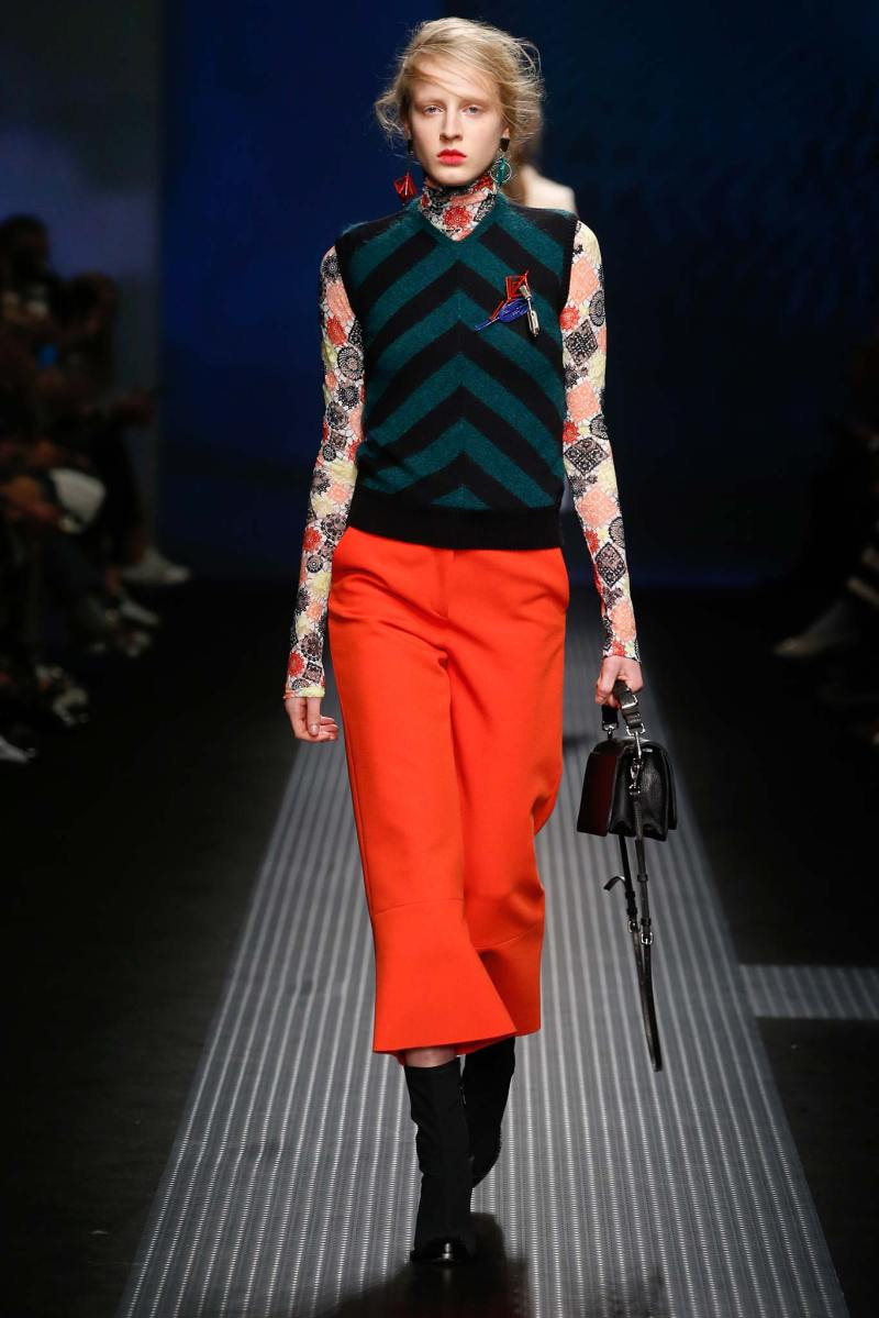 MSGM Ready to Wear FW 2015 MFW (10)