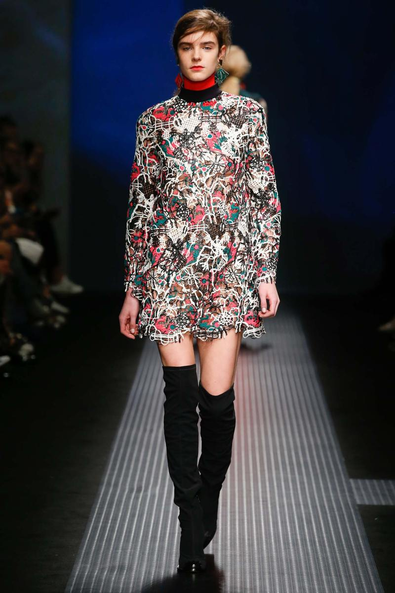 MSGM Ready to Wear FW 2015 MFW (13)