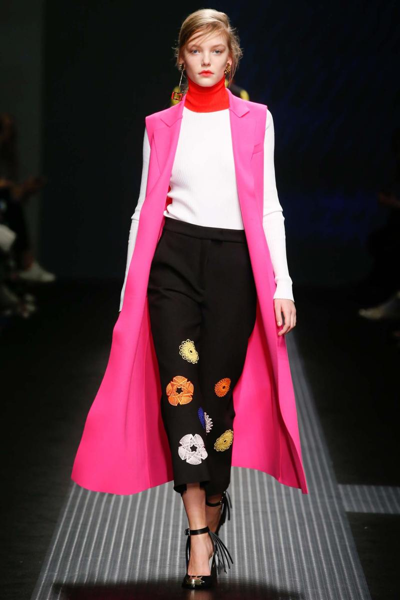 MSGM Ready to Wear FW 2015 MFW (41)