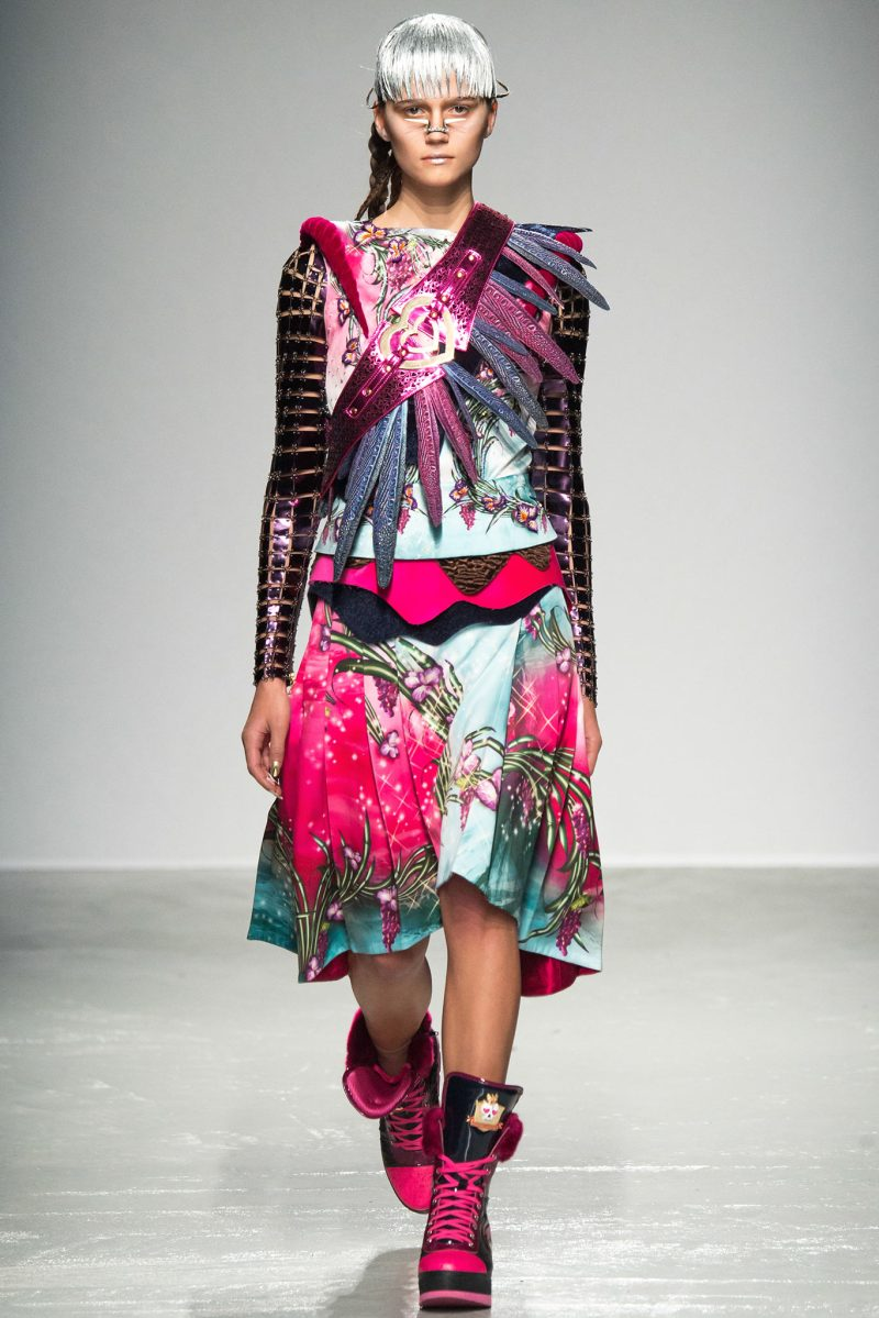 Manish Arora Ready to Wear FW 2015 PFW (10)