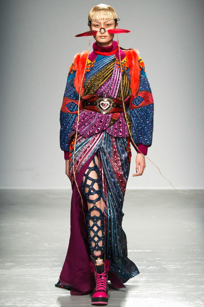 Manish Arora Ready to Wear FW 2015 PFW (13)