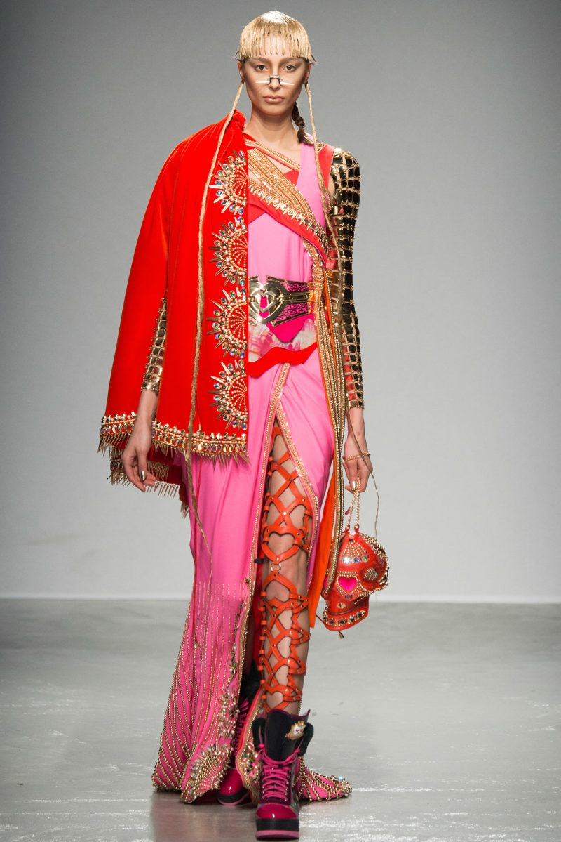 Manish Arora Ready to Wear FW 2015 PFW (16)