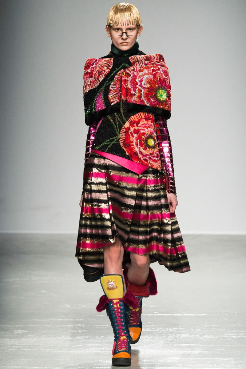 Manish Arora Ready to Wear FW 2015 PFW (18)