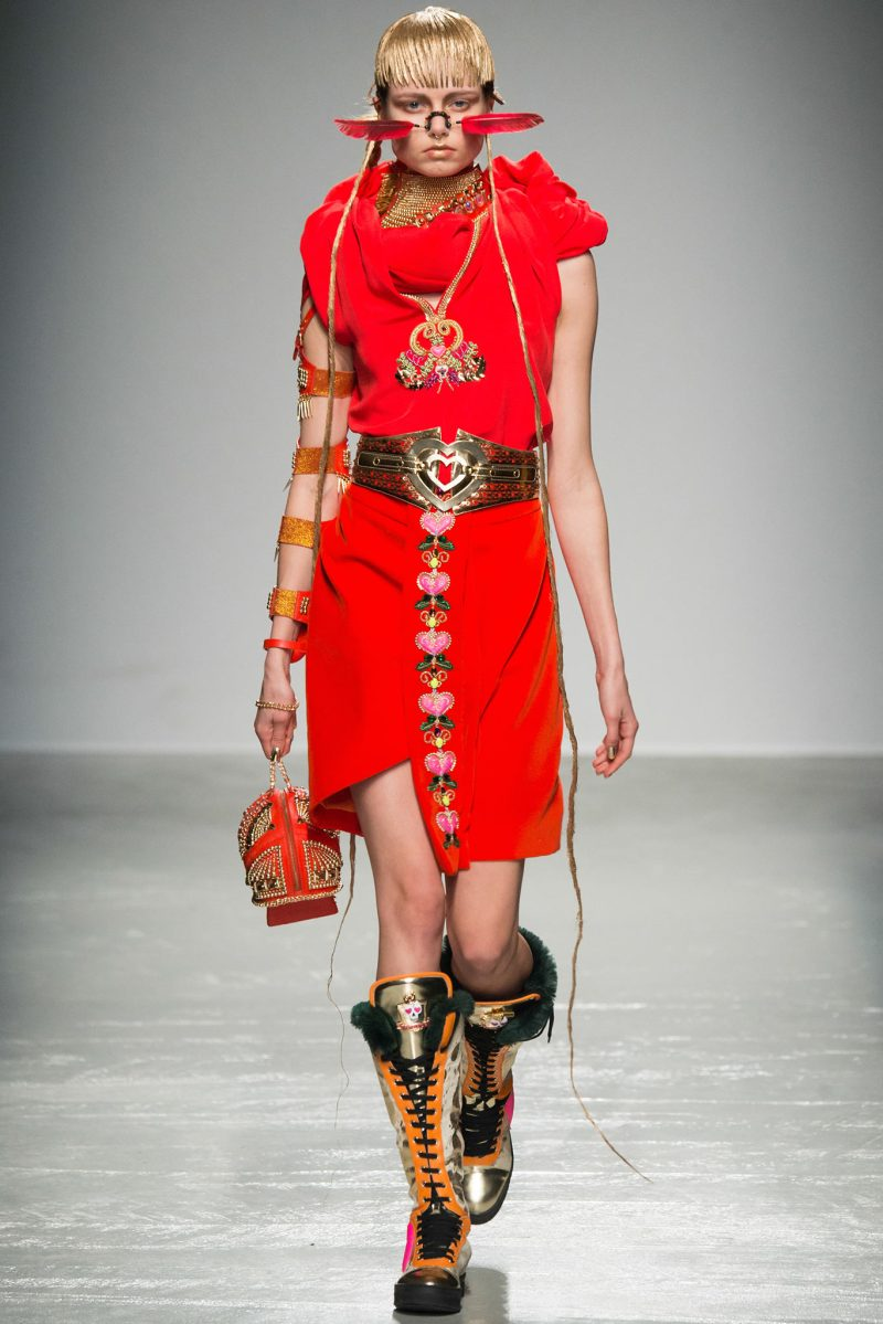 Manish Arora Ready to Wear FW 2015 PFW (35)