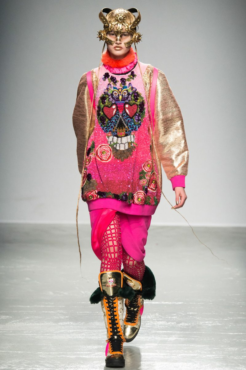 Manish Arora Ready to Wear FW 2015 PFW (39)