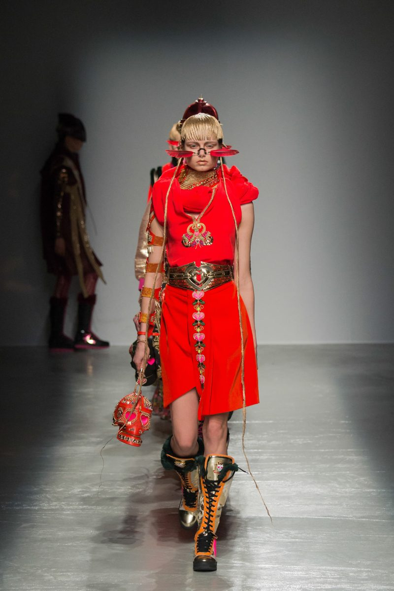 Manish Arora Ready to Wear FW 2015 PFW (44)