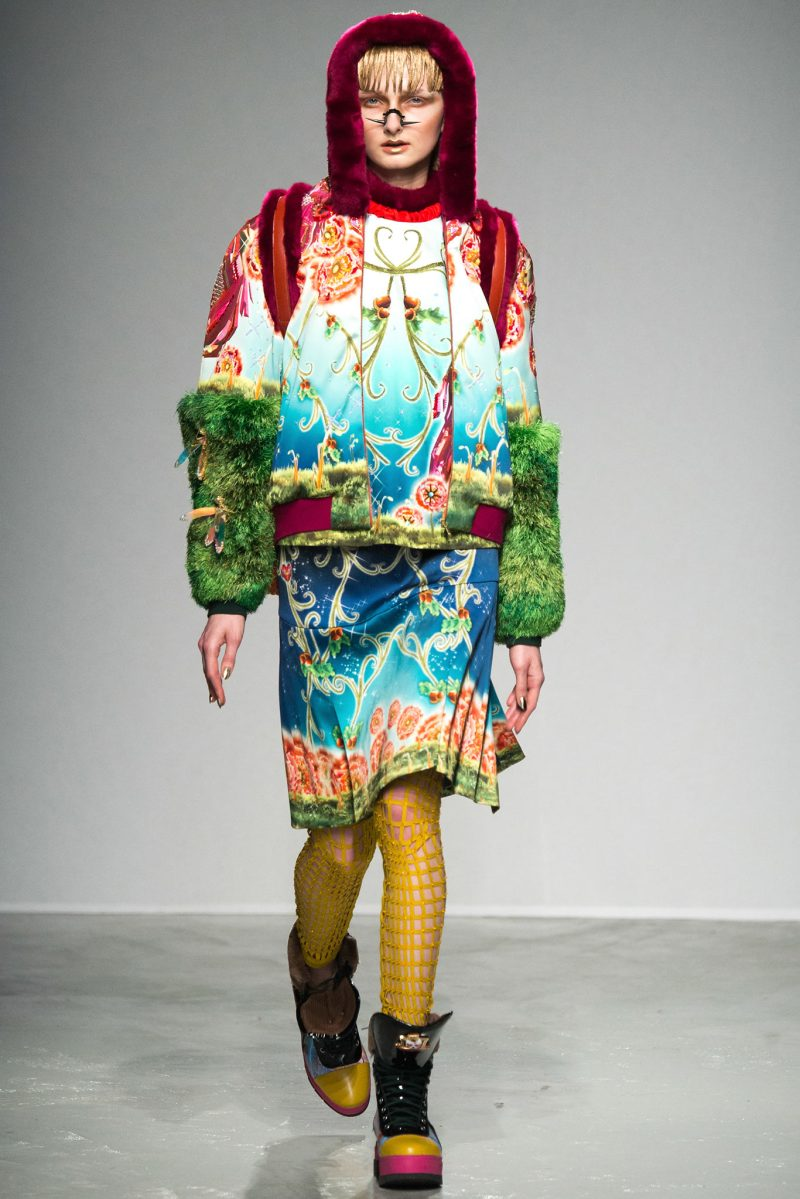 Manish Arora Ready to Wear FW 2015 PFW (5)