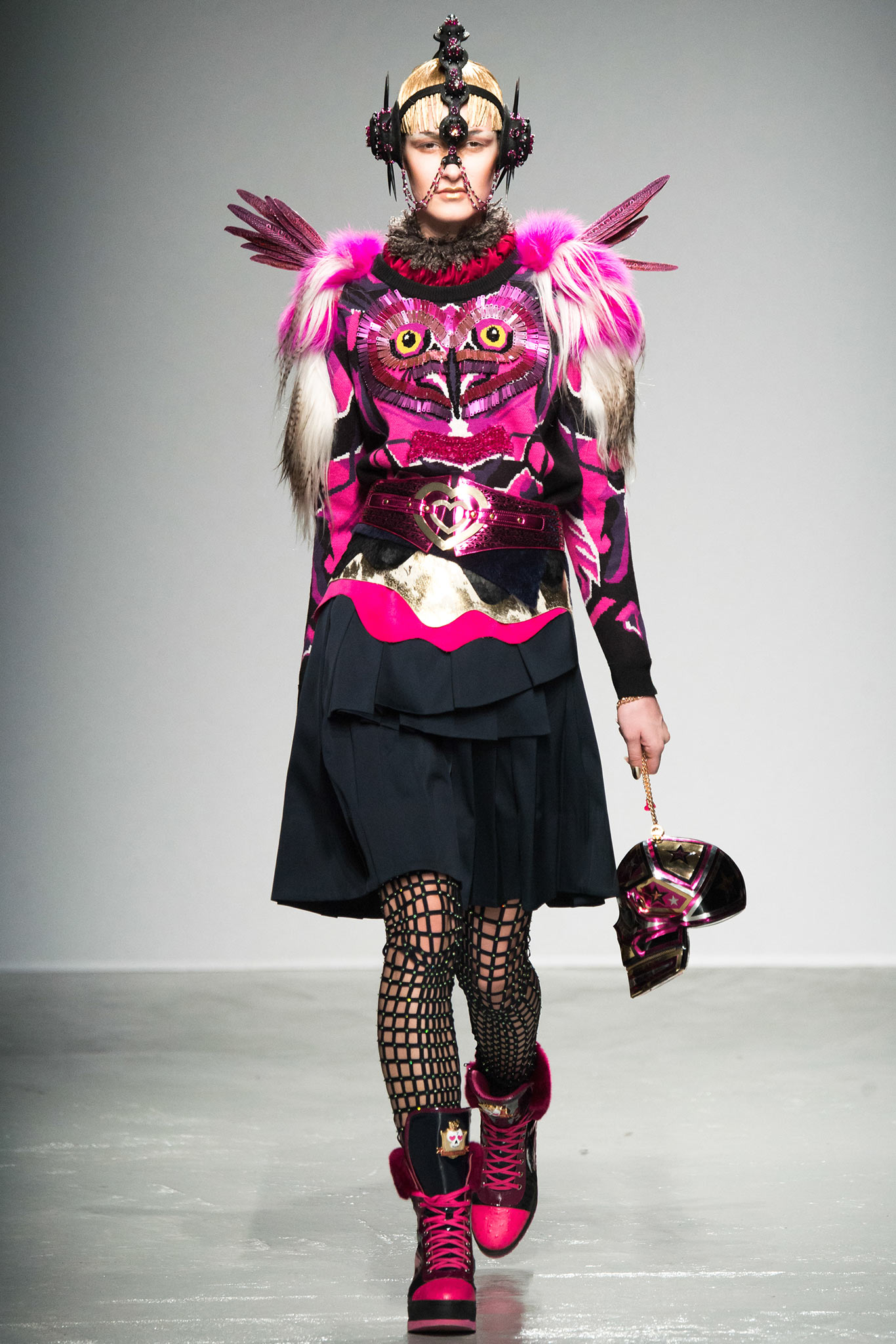Manish Arora Ready to Wear F/W 2015 PFW