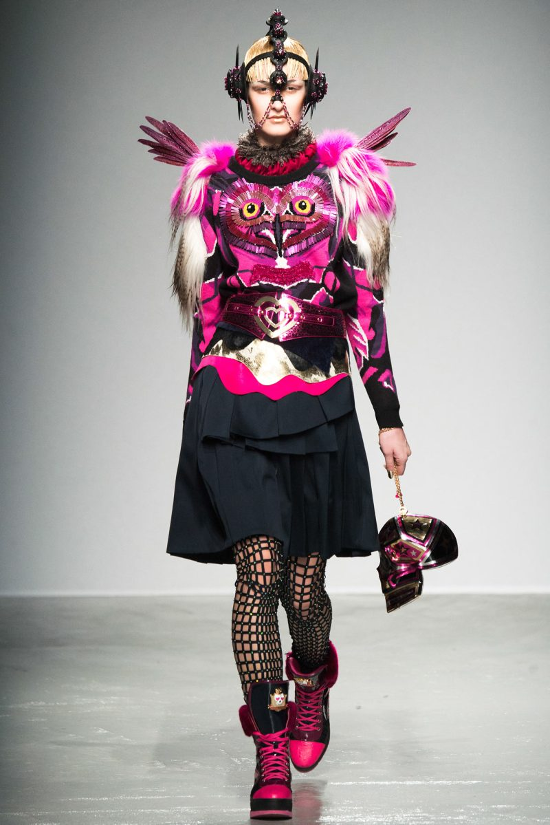 Manish Arora Ready to Wear FW 2015 PFW (6)