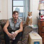 Men & Cats by David Williams