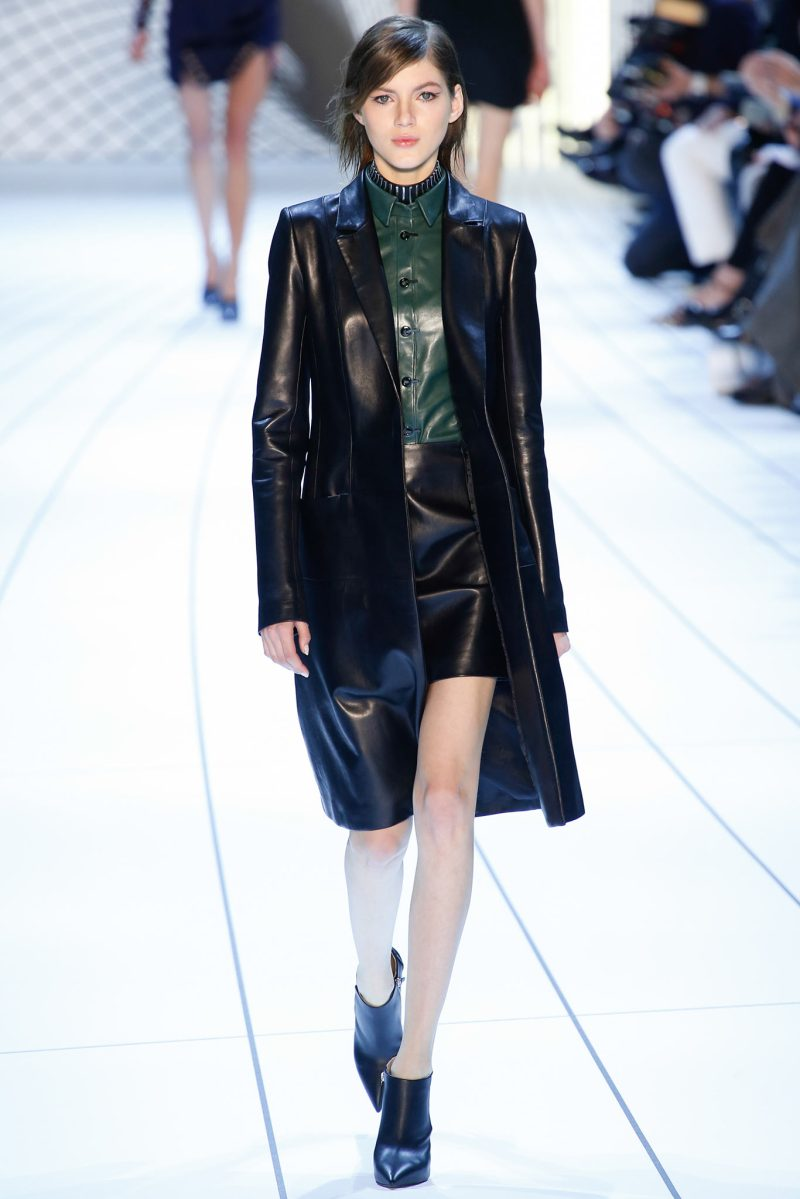 Mugler Ready to Wear FW 2015 PFW (10)