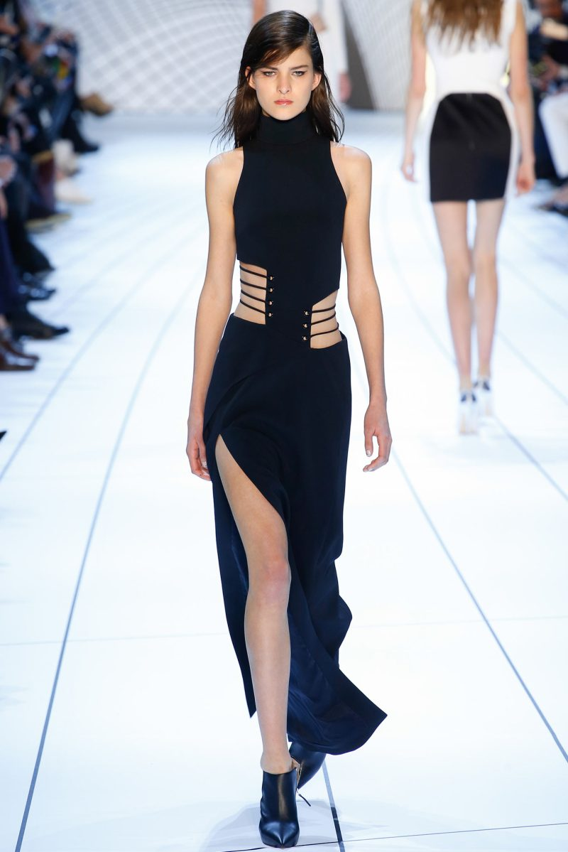 Mugler Ready to Wear FW 2015 PFW (25)