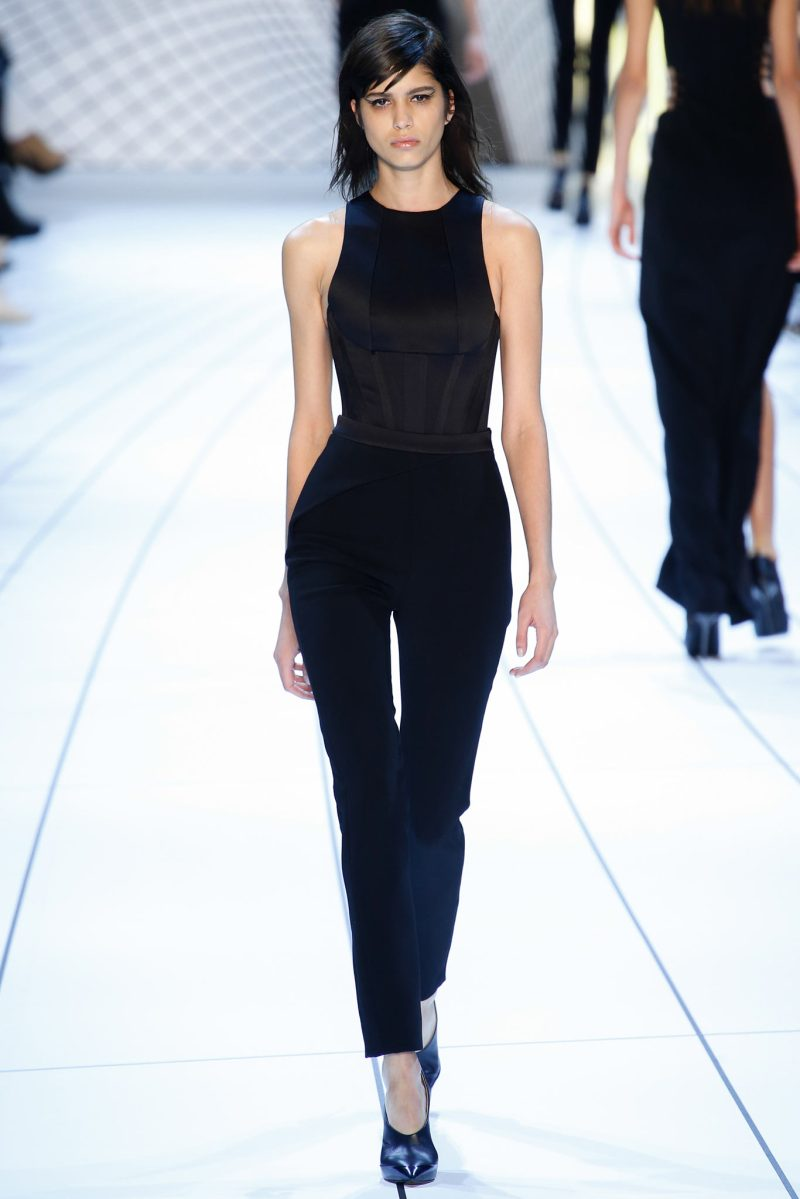 Mugler Ready to Wear FW 2015 PFW (27)