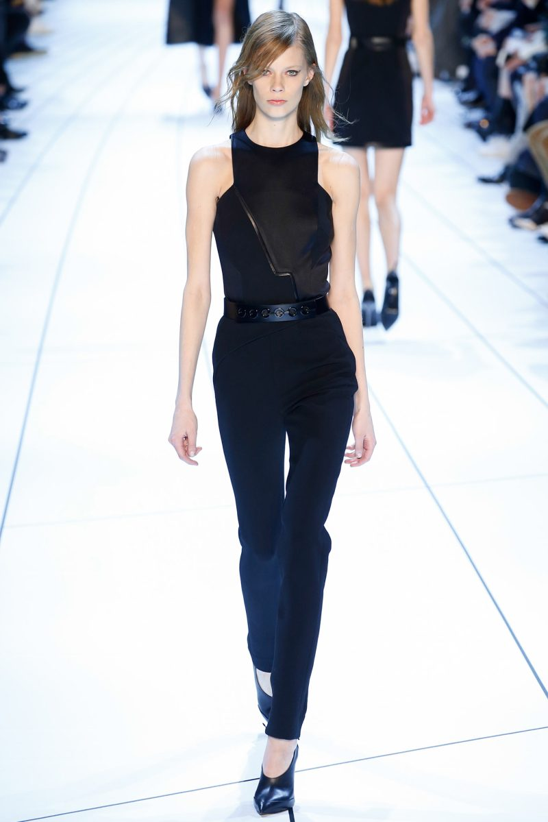 Mugler Ready to Wear FW 2015 PFW (3)