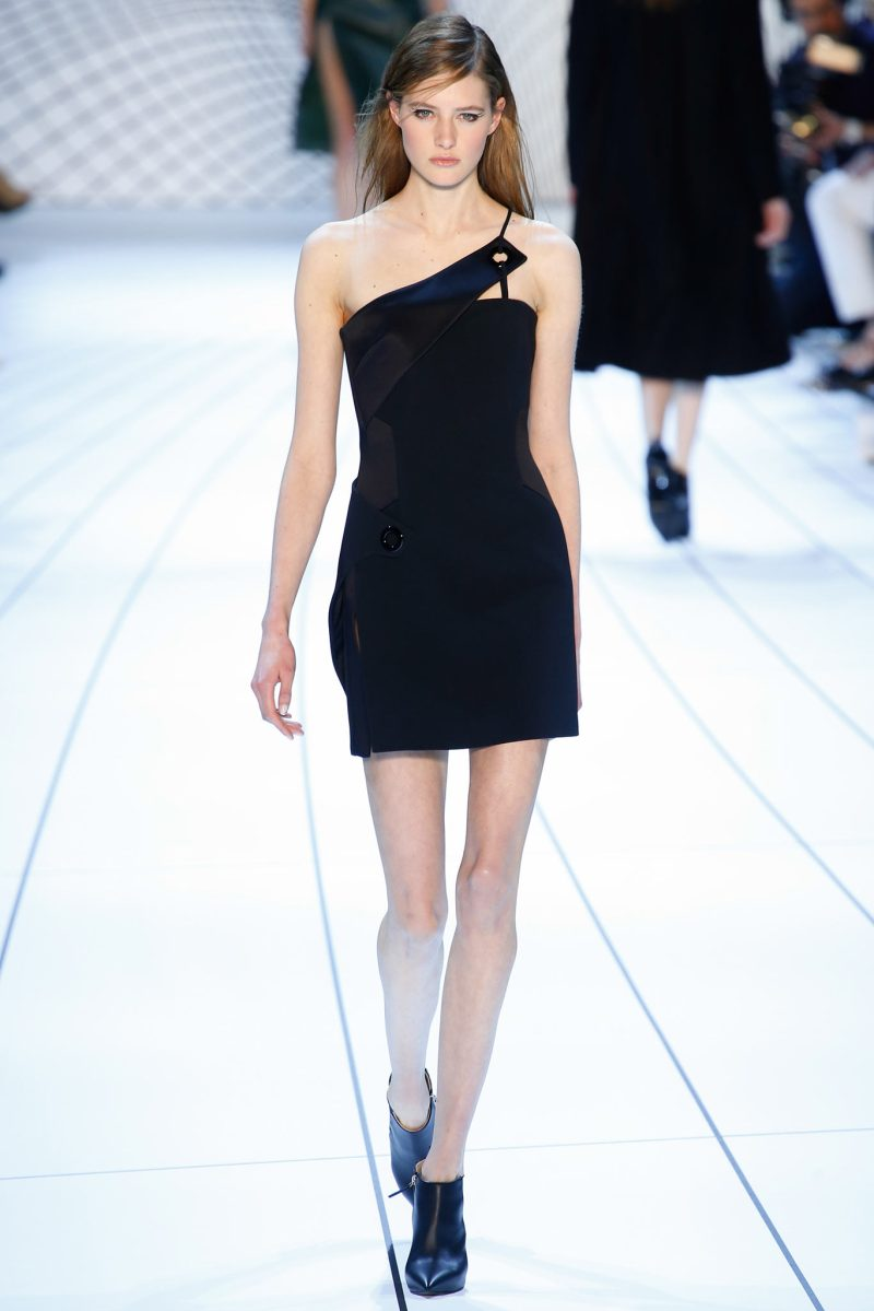 Mugler Ready to Wear FW 2015 PFW (8)