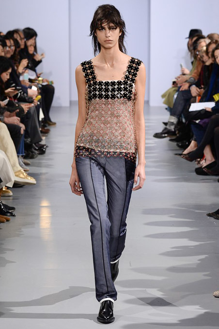 Paco Rabanne Ready to Wear FW 2015 PFW (13)