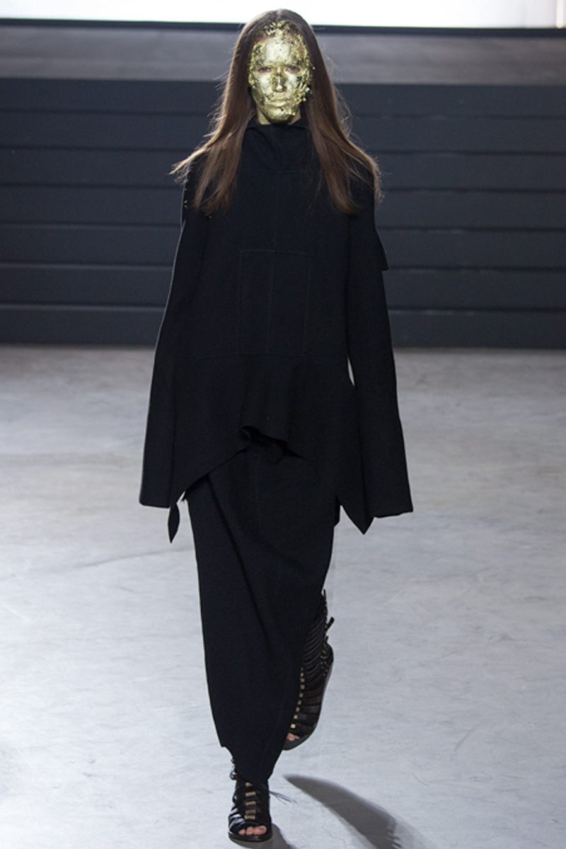 Rick Owens Ready to Wear FW 2015 PFW (12)