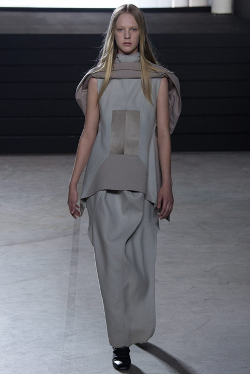 Rick Owens Ready to Wear FW 2015 PFW (2)