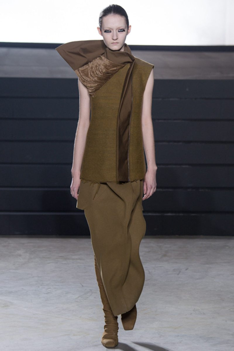 Rick Owens Ready to Wear FW 2015 PFW (23)